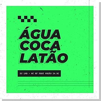Água Coca Latão