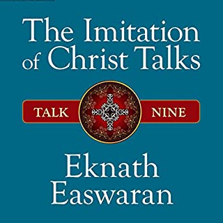 The Imitation of Christ Talks - Talk Nine audiobook cover art