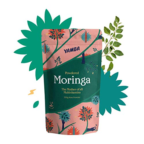Moringa Poeder (200g) - Natuurlijke Multivitamine