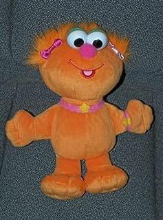 Sesame Street Plush Zoe (11) by Fisher-Price