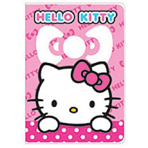 Hello Kitty Rose Nœud Blanc Passport Coque support ~ pas Plus Bent coins pendant les déplacements
