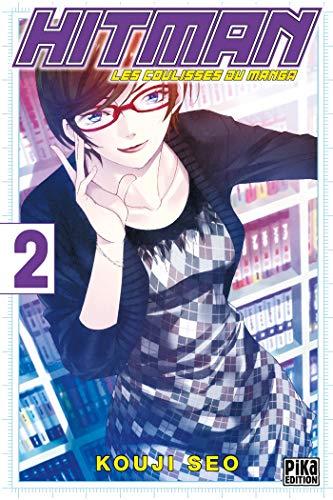Hitman - les Coulisses du Manga Edition simple Tome 2