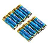 Kendal Lot de 8 piles alcalines Ultra Power sans cadmium ni mercure MN9100 LR1, TailleN