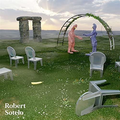 Album Art for Celebrant by Robert Sotelo