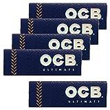 柘製作所(tsuge) OCB・アルティメイト 1 1/4 【スローバーニング・50枚入り】 ×5パック #78928