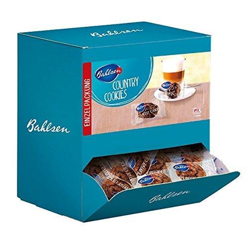 Bahlsen Country Cookies Thekendispenser, 1er Pack (1 x 1.1 kg Behälter)