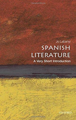 Spanish & Portuguese Literature