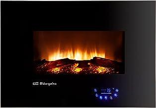 Orbegozo CM-8000 elektrische open haard vermogen: 1800 W. CM 8000, zwart