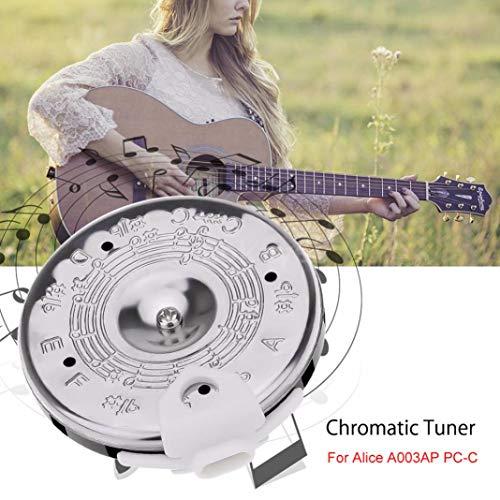 YSHTAN Tuner Orchestral Instrument Tuner Chromatische 13-Note Tone Pitch Pipe Tuner Tuning Vioolgitaar voor HBK-XYQ-13 Tool