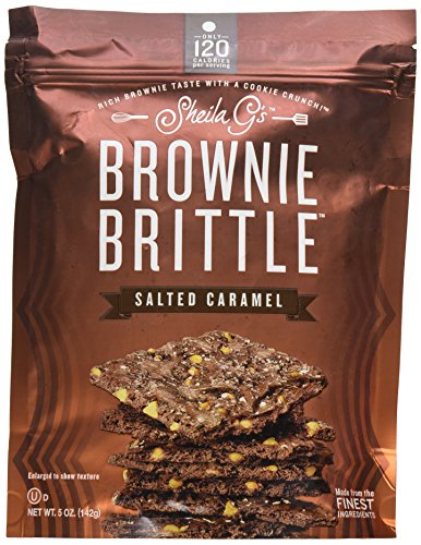 Sheila G's Brownie Brittle-Salted Caramel-5 oz