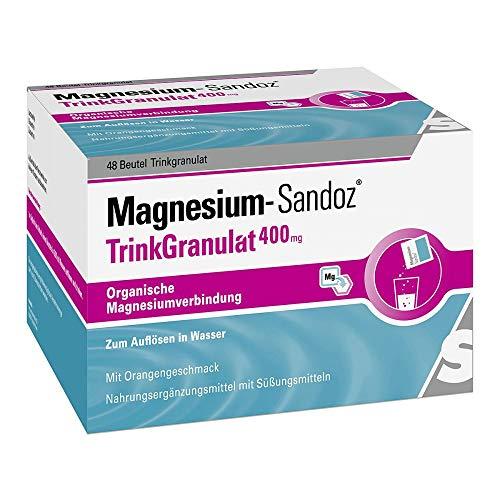 HEXAL AG Magnesium Sandoz Trink 400, 48 Stück