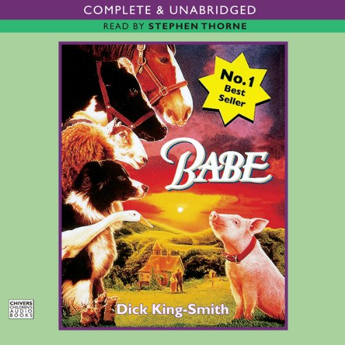 Babe, The Sheep-Pig cover art
