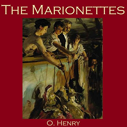 The Marionettes cover art