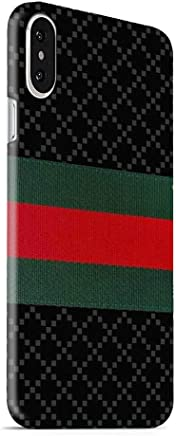 MADANYU iPhone X Cover - Awesome Pattern So Classy Designer Printed Slim Back Case Cover for iPhone X
