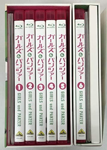 ガールズ&パンツァー 特装限定版 全6巻セット [マーケットプレイス Blu-rayセット]