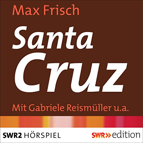Santa Cruz audiobook cover art