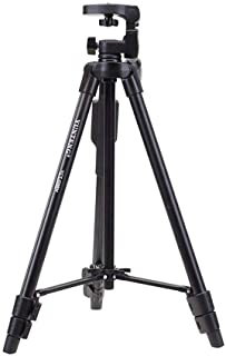 YUNTENG 5208 43cm-125cm Aluminum Lightweight Tripod With Bluetooth Remote for iPhone Samsung and Other Smartphone