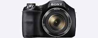 Sony Cyber-Shot DSC-H300/B 20.1 MP Digital Camera - Black