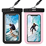 JOTO 2 uds. Bolsa Estanca Móvil Universal, Funda Impermeable para iPhone 12 Mini/Pro/Pro...