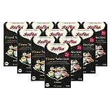 YOGI TEA® 10x Finest Selection Bio Yogi Tee I leckere ayurvedische Gewürz-Tee-Mischung - 9...