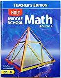 Holt Middle School Math, Course 2: Algebra Readiness, Teacher's Edition by Jennie M. Bennett (2004-01-01)