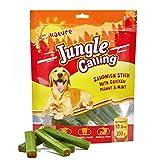 Jungle Calling Comida Perros, Golosinas para Perros Comida Seca para Perros...