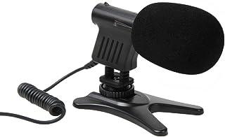 ميكروفون مكثف اتجاهي للاستخدام مع كاميرا الفيديو BY-VM01 من بويا