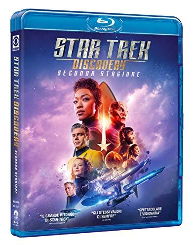 Star Trek: Discovery - Stagione 02 (4 Blu-Ray) [Italia] [Blu-ray]