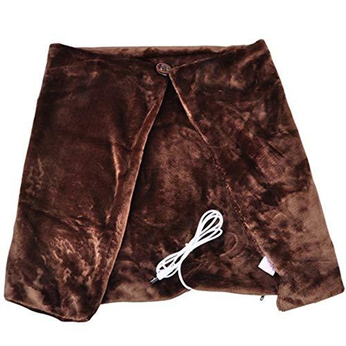 N / E Bufanda trmica USB de calefaccin bufanda elctrica clida bufanda USB chal recargable de fibra de carbono material de calefaccin elctrica bufanda caliente bufanda cuello bufanda