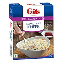 Rice Dessert Mix No MSG No preservatives 100% vegetarian No artificial colors or flavors