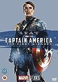 Captain America: The First Avenger [Reino Unido] [DVD]