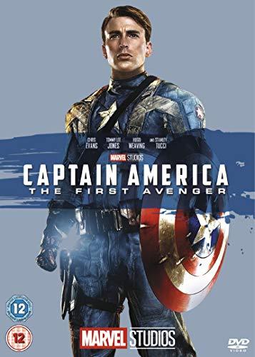 Captain America: The First Avenger [Edizione: Paesi Bassi] [Edizione: Regno Unito]