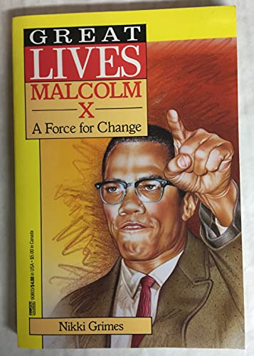 Malcolm X (Great Lives)の詳細を見る