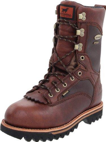 """Irish Setter Men's 882 Elk Tracker Waterproof 600 Gram 12"""" Big Game Hunting Boot,Brown,11 D US"""
