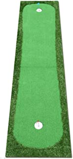 X-L-H Ejercitador de Putter Indoor - Golf Greens - Home Mini Exercise Manta Tamaño: 50 / .75 / 100x300cm
