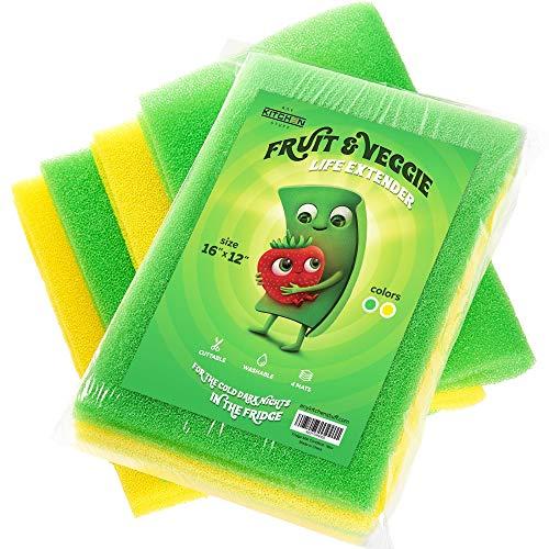 4-Set Fruit & Veggie Life Extender - 16x12 Inch -...