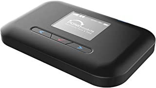 Pond Mobile 4G LTE Mobile Hotspot, Worldwide High Speed WiFi Hotspot with Unlimited Global LTE Data in Over 160 Countries, No SIM Card Roaming Charges International Pocket WiFi.