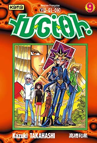 Yu-Gi-Oh ! Tome 9