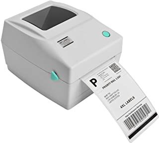MFLABEL Label Printer, 4x6 Thermal Printer, Commercial Direct Thermal High Speed USB Port Label Maker Machine, Etsy, Ebay,...