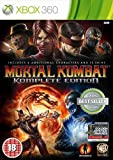 Mortal Kombat Game of The Year Edition (Xbox 360)