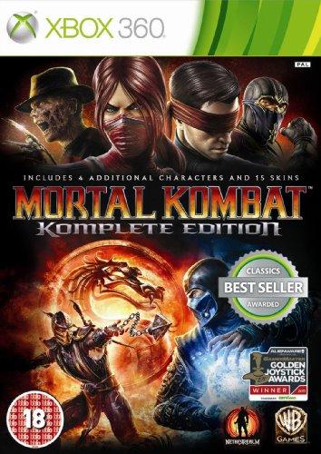 Mortal Kombat - Game of The Year Edition  [Edizione: Regno Unito]