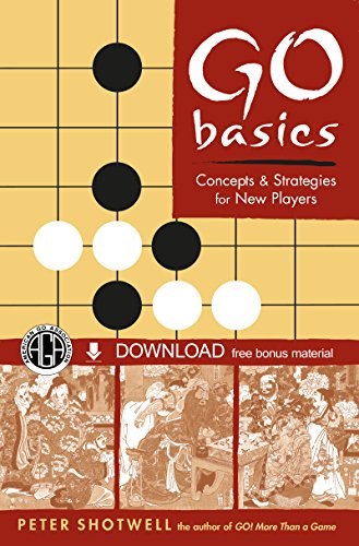 Go Basics: Concepts & Strategies for New Players (Downloadable Media Included) (English Edition)