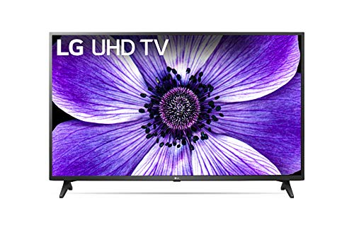 TV LG 50' Pantalla 4K UltraHD Smart | webOS | LG Channels | HDR10 |Compatible Assistant & AlexaTV (2020 Model) 50UN6950ZUF (Renewed)