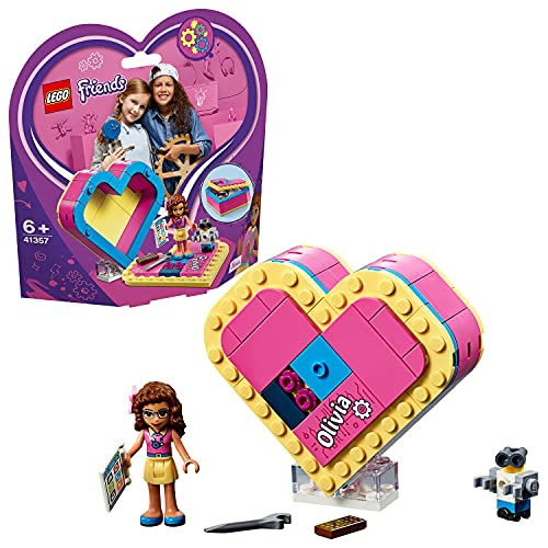 LEGO 41357 Friends Scatola del Cuore di Olivia (Ritirato dal Produttore)
