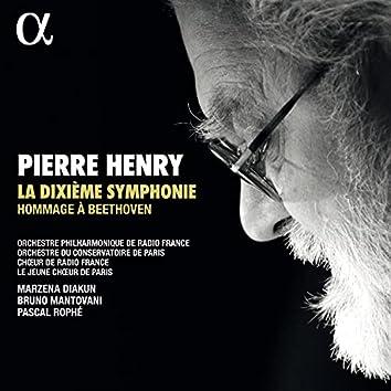 Pierre Henry: La Dixième Symphonie, Hommage à Beethoven