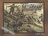 DG: D-Day at Omaha Beachhead Boardgame, 2nd Edition
