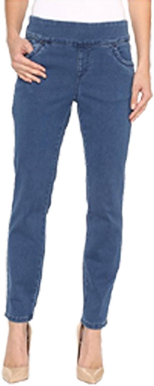 FDJ Women's Pull On Slim Ankle Pant