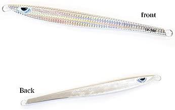 ルンゴII 250g メタルジグ 青物 ブリ ヒラマサ ジギング ジグ タチパターン 太刀魚 タチウオ 190g 220g 250g