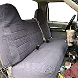 RealSeatCovers for Pickup Front Solid Bench Thick F23 RealSeatCoverss...