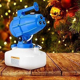 InLoveArts Rociador ULV eléctrico 5L, Máquina de nebulización desinfectante portátil, Nebulizador de pesticidas, Hoteles/R...